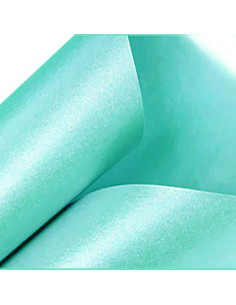 """Set 10fg. cartoncino Stardream gr 285 perlato """"Tiffany"""" formato A4"""