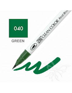 Clean Color Real Brush - (040)Green