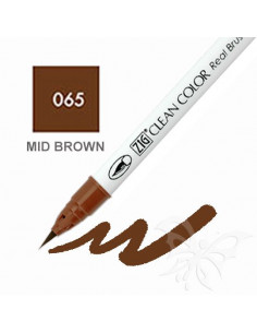 Clean Color Real Brush - (065)Mid Brown