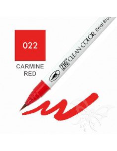 Clean Color Real Brush - (022)Carmine Red