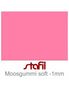 "Foglio moosgummi Soft ""Ciclamino"" 40x60cm 1mm"