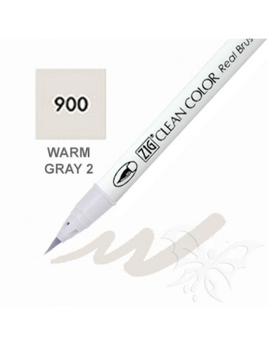 Clean Color Real Brush - (900)Warm Grey 2