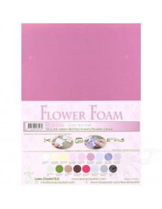 10 fogli A4 Flower Foam Soft 0,8mm Dark Old Rose