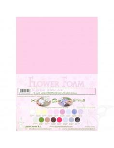 10 fogli A4 Flower Foam Soft 0,8mm Blossom Pink