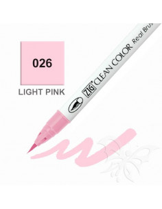 Clean Color Real Brush - (026)Light Pink