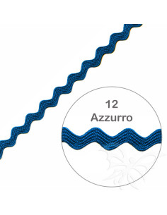 Serpentina Azzurro 6mm x 5mt