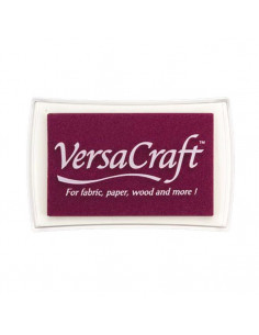 VersaCraft inkpad, large Garnet VK125