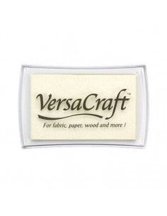 Tampone per timbri VersaCraft - White VK180