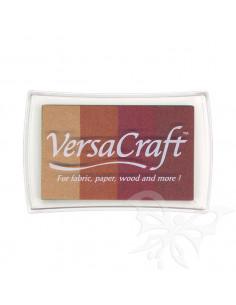 Tampone per timbri VersaCraft - Brown Shade VK406