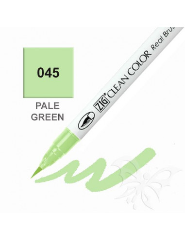 Clean Color Real Brush - (045)Pale Green