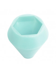 We R Wick Candle Mold - DIAMOND 660345