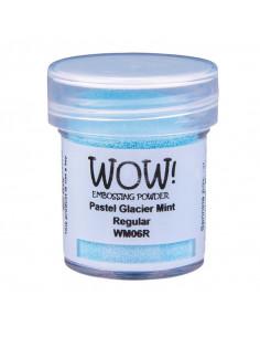 Wow! Embossing Opaque Pastel 15ml - Glacier Mint WM06R