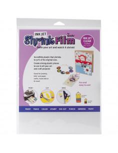SET 60 Semiperle adesive 3-5-8mm Bianche