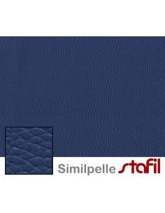 Similpelle Nabuk 50x70cm Blu Marina