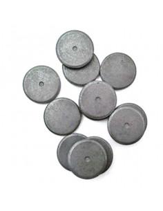 Magneti diametro 2cm 10pz