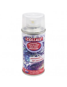 Colla Spray Riposizionabile - 150ml Collall - COLLS150