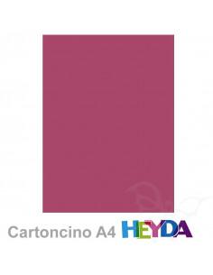 Cartoncino Heyda A4 300gr set 10fg. Ametista