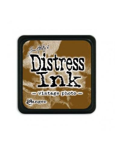 Ranger Distress Mini Ink pad - vintage photo Tim Holtz