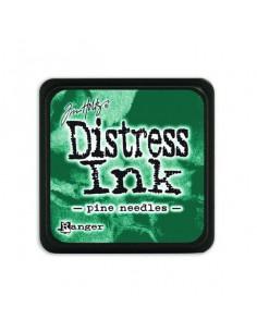 Ranger Distress Mini Ink pad - pine needles Tim Holtz