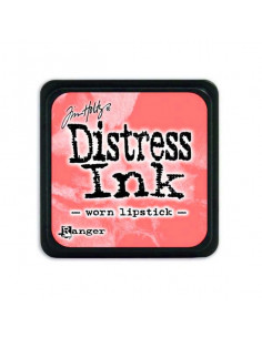 Ranger Distress Mini Ink pad - worn lipstick Tim Holtz