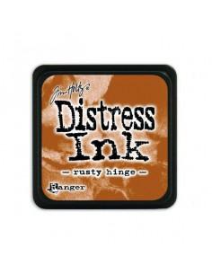 Ranger Distress Mini Ink pad - rusty hinge Tim Holtz