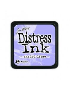 Ranger Distress Mini Ink pad - shaded lilac Tim Holtz