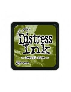 Ranger Distress Mini Ink pad - forest moss Tim Holtz