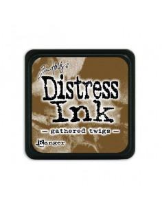 Ranger Distress Mini Ink pad - gathered twigs Tim Holtz