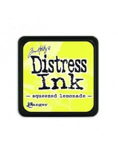 Ranger Distress Mini Ink pad - squeezed lemonade Tim Holtz