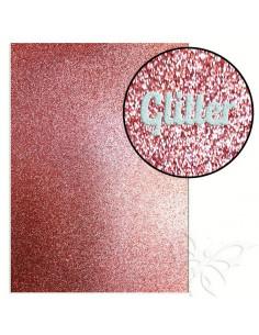"Foglio fommy glitter ""PINK"" 21x30cm 1,6mm"