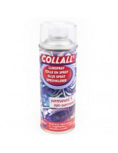 Colla Spray Riposizionabile - 400ml Collall - COLLS400