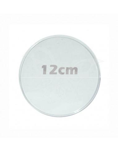 Disco plexiglass cm.12