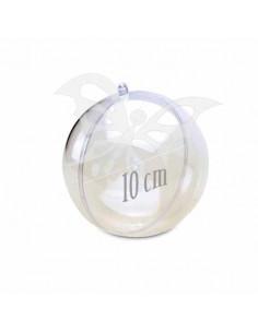 Sfera plexiglass cm.10