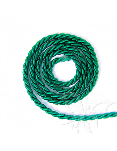 Cordoncino 3,5mm conf. 5mt Verde Vivo