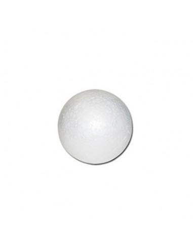 sfera polistirolo cm2