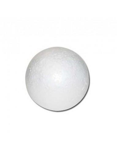sfera polistirolo cm7