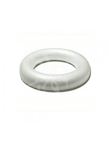 Anello polistirolo pieno cm10