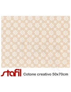 Tessuto Cotone FIORI...