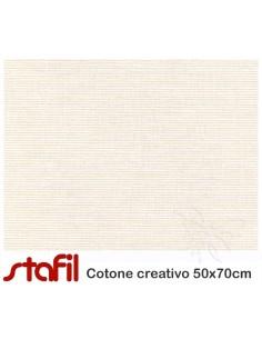 Tessuto Cotone RIGHE...