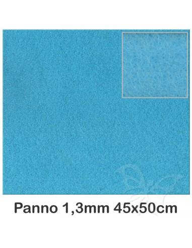 Pannolenci 1,3mm 45x50cm Azzurro
