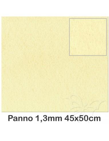Pannolenci 1,3mm 45x50cm Avorio