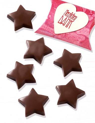 Stampo Stelle di cioccolata