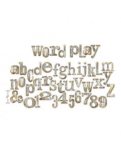 Fustella per BigShot - Alfabeto