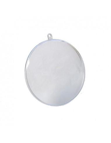 Medaglione plexiglass cm.11