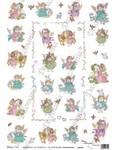 Carta riso Angioletti cod.5284