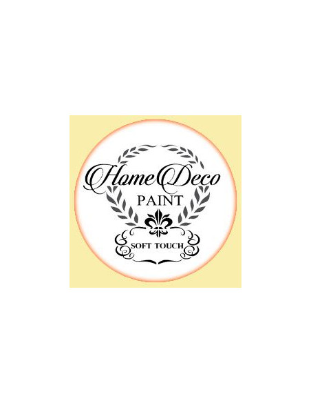 Home Deco Soft Color 110ml - Pastel yellow
