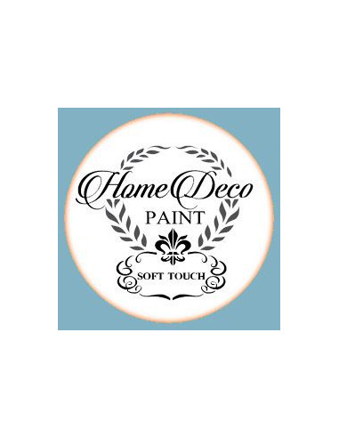 Home Deco Soft Color 200ml - Dusty blue