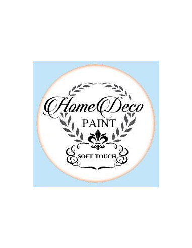Home Deco Soft Color 110ml - Sky blue