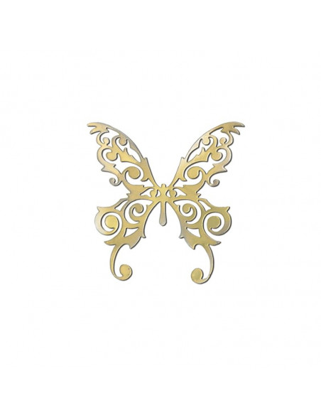Fustella Sizzix Thinlits - Magical Butterfly