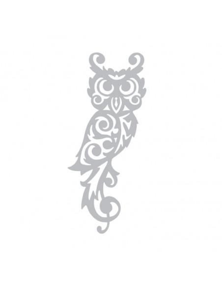 Fustella Sizzix Thinlits - Regal Owl